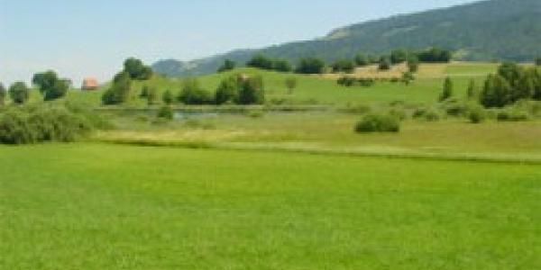 Réserve naturelle du lac de Lussy