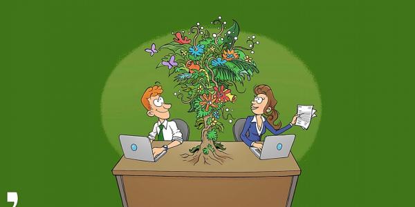 Gestes durables au travail