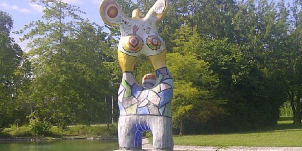 Niki de St Phalle