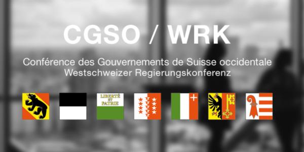 Conférence des Gouvernements de Suisse occidentale (CGSO)