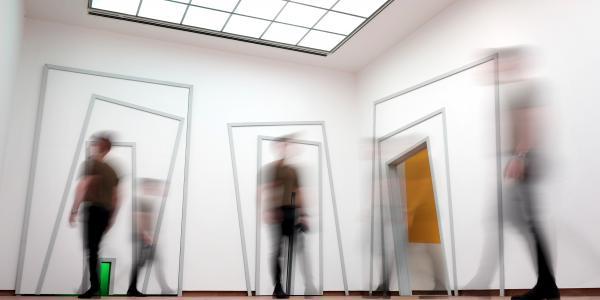 Soutien en faveur de la production d'expositions consacrées aux arts visuels