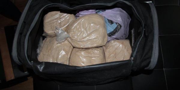 Important réseau de trafic d'héroïne démantelé / Bedeutender Heroinhandel aufgedeckt