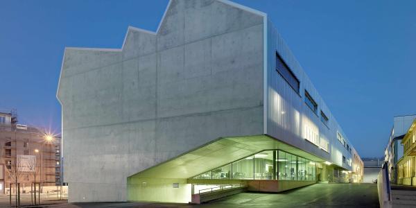 Bâtiment de l'Ecole des Métiers de Fribourg
