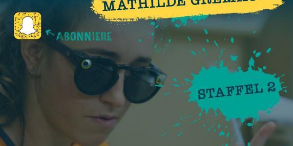 Mach eine Schnupperlehre mit Mathilde Gremaud
