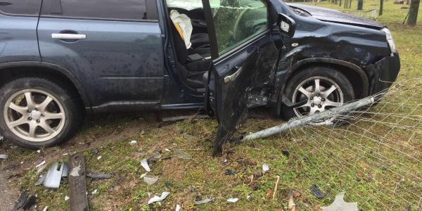 Collision entre deux voitures avec une personne blessée à Morat / Kollision zwischen zwei Autos mit einer verletzten Person in Murten