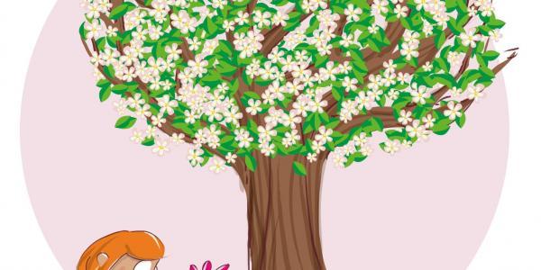 arbre printemps