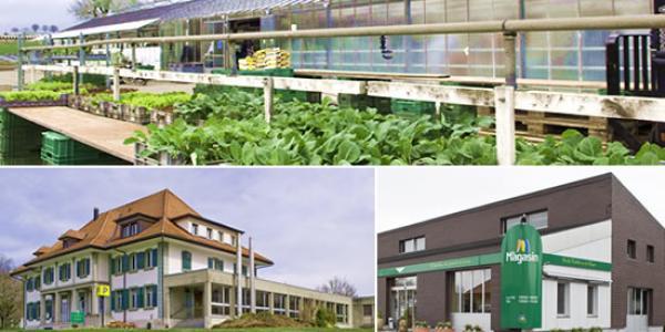 Landwirtschaftliches Institut Grangeneuve