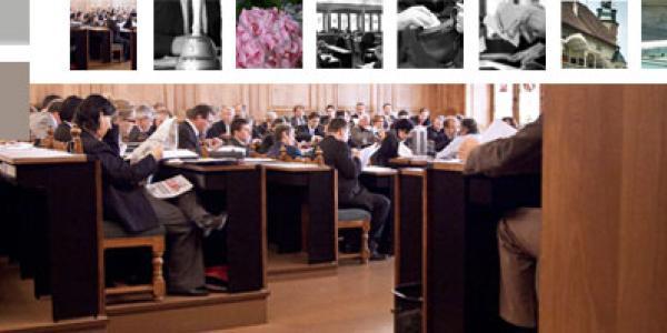 Mitglieder des Grossen Rates