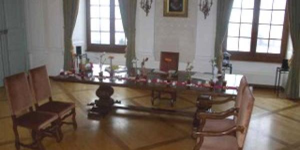 Salle des mariages - Trauungslokal Estavayer-le-Lac