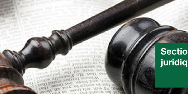 Section juridique