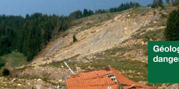 Dangers naturels et géologie