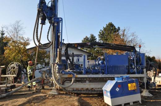 Sondes géothermiques et protection des eaux souterraines