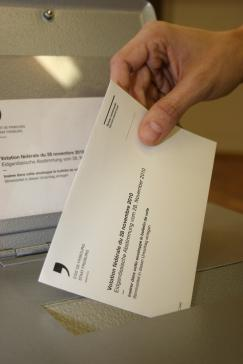 Elections communales anticipées