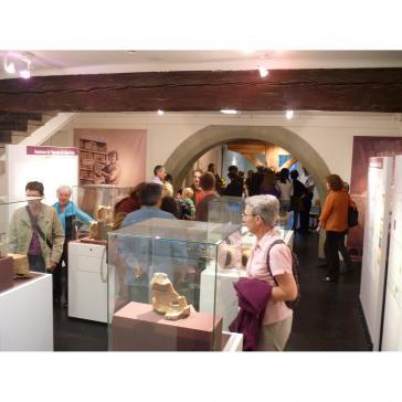 Visites guidées du Service archéologique