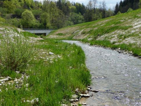 Renaturation des cours d'eau
