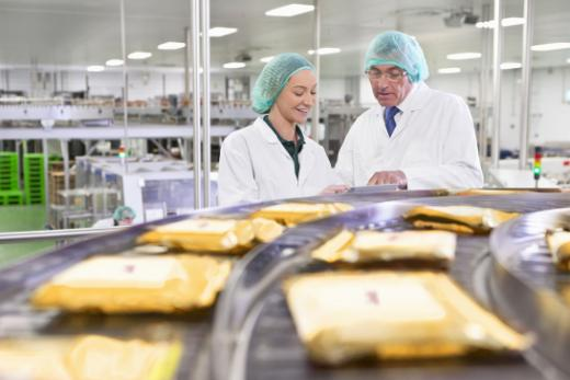 Entreprises formatrices en denrées alimentaires