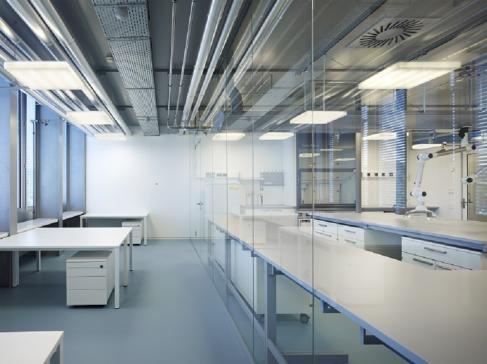 Des laboratoires performants