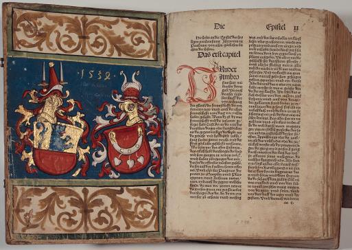 Handschriften, Inkunabeln und Archivalien der Kantons- und Universitätsbibliothek