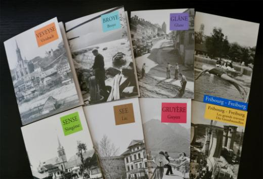 Publications de la Bibliothèque cantonale et universitaire