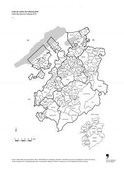 Rapport sur les structures territoriales