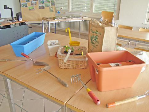 Beitritt Weiterbildung Hauswirtschaft