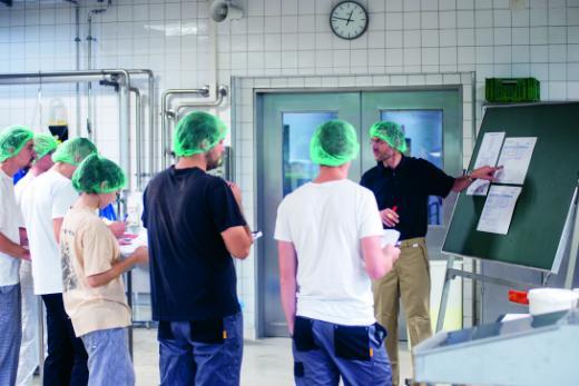 Technicien-ne diplômé-e en agroalimentaire | ES