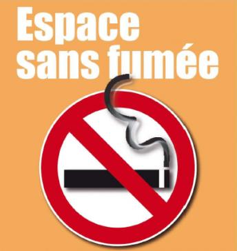 Informations concernant la protection contre la fumée passive