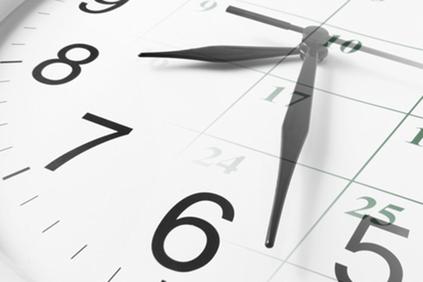Stundenpläne und Jahreskalender