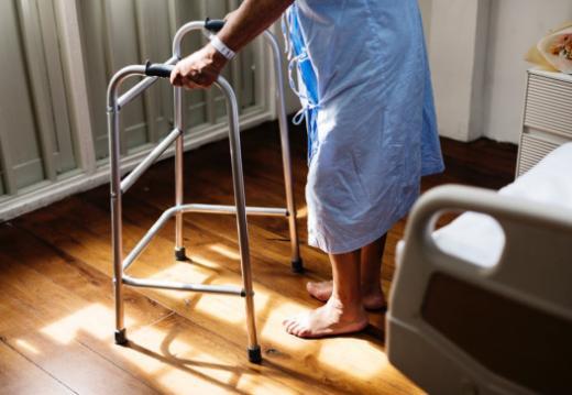 Schutz vor dem Passivrauchen in Pflegeeinrichtungen
