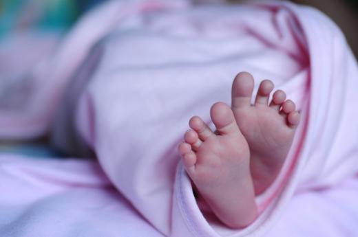Anmeldung einer Geburt