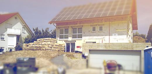Baubewilligungsverfahren - Energie