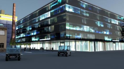 Die RUBD genehmigt den kantonalen Nutzungsplan blueFACTORY