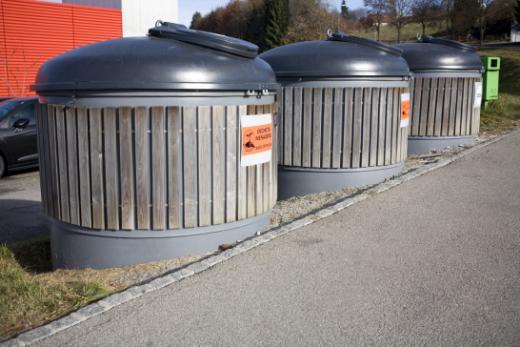 Les Fribourgeois trient bien leurs déchets