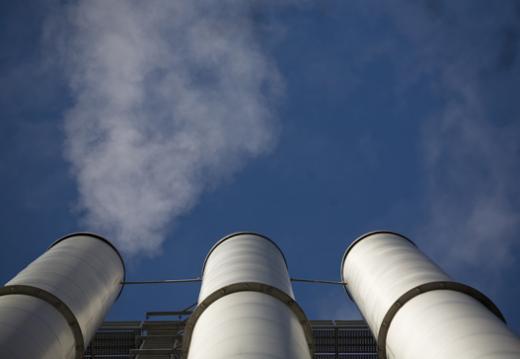 Heizungen und Verbrennung, Luftschadstoffausstoss