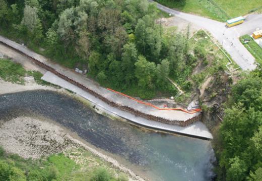 Quatre variantes ont été développées pour assainir l'ancienne décharge de la Pila sise sur la commune de Hauterive (FR)