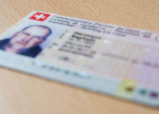 Verlust oder Diebstahl von Identitätsdokumenten