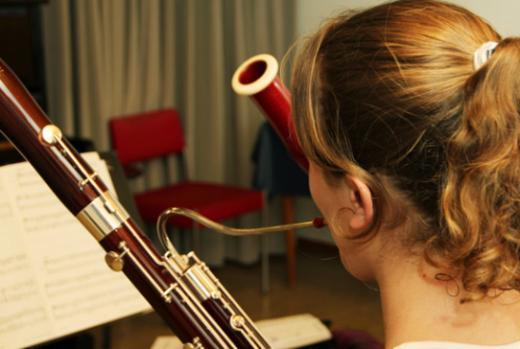 26 juin 2019 - Audition Concert des classes de hautbois et basson