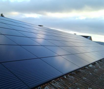 Installations solaires thermiques et photovoltaïques
