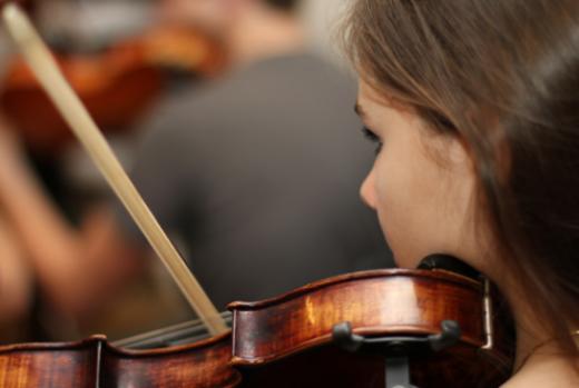 Orchestre des élèves Violinissimo à Morat