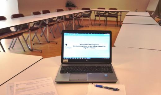 Changement du comité de l'Association fribourgeoise des conservatrices et des conservateurs du registre foncier