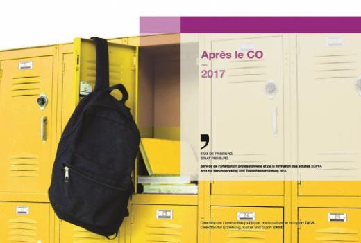 """Brochure """"Après le CO"""""""