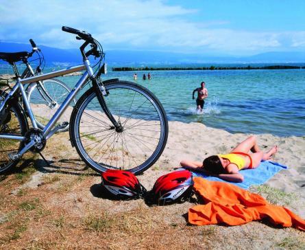 La qualité microbiologique des eaux des plages officielles du canton est généralement bonne
