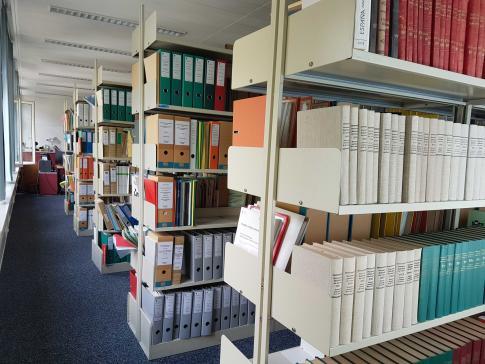 Bibliothèque du Service de la statistique du canton de Fribourg