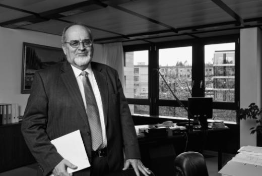 Claude Lässer, alt Staatsrat