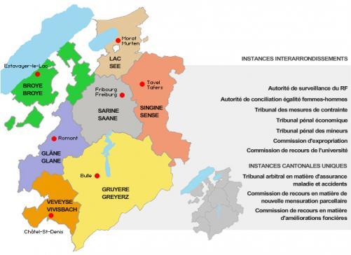 Compétences territoriales