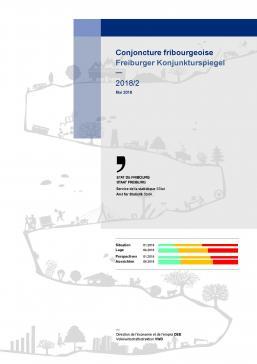 Fribourg : des répondants plus réservés sur l'avenir