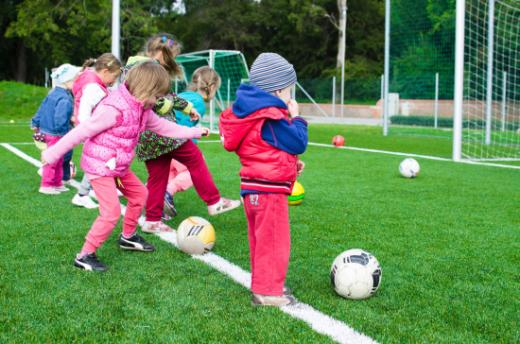 Alimentation et mouvement des enfants de 0-4 ans