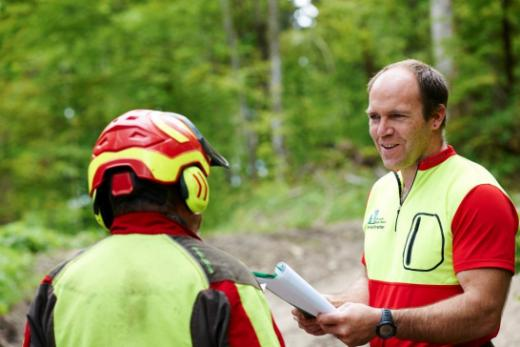Berufsbildner Forstwarte/Berufsbildungsamt