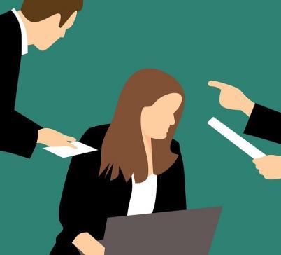 Bekämpfung von Konflikten sowie Mobbing und sexueller Belästigung am Arbeitsplatz: Schulung der höheren Kader