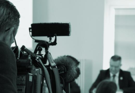 Communication aux médias